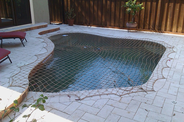 Pool Safety Nets - Pool Guard Orlando