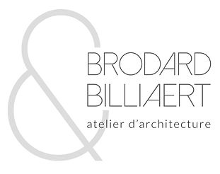 Logo Brodard et Billiaert atelier d'architecture