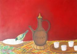 Ceremonia del café-COFFE CEREMONIE