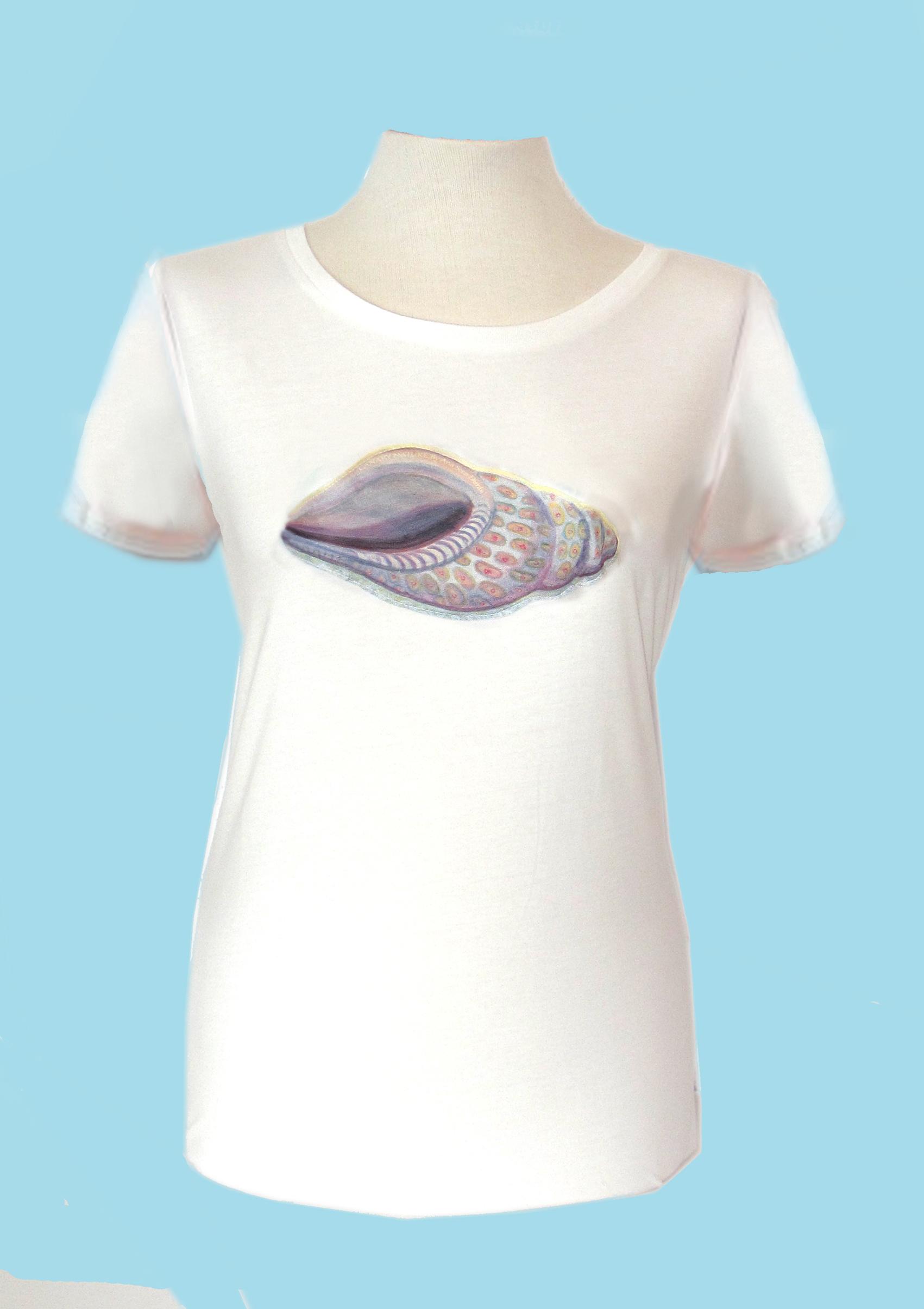 Camiseta caracolas