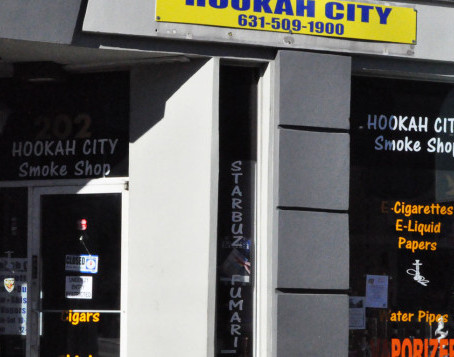PJ Village Officials Set Their Sights on Local Vape Shop