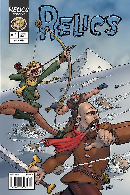 Relics Issue 1