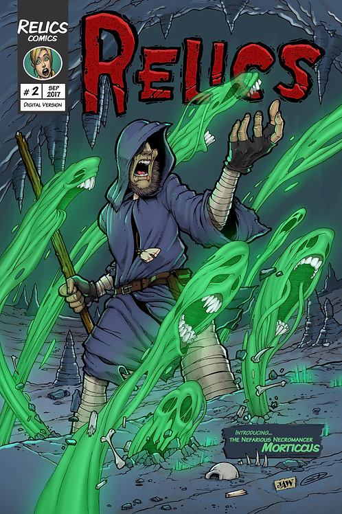 Relics Issue 2 Digital Copy