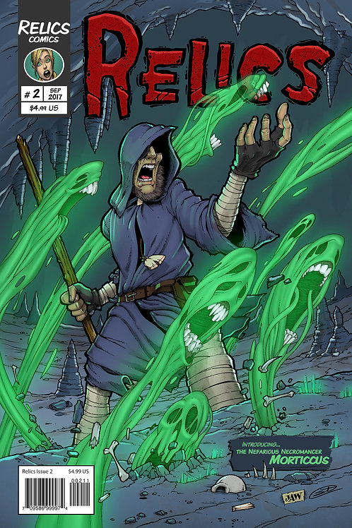 Relics Issue 2