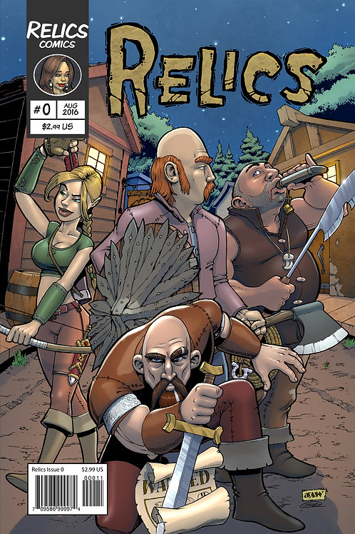 Relics Issue 0
