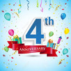Happy 4th Birthday to INDITRONICS PVT LTD