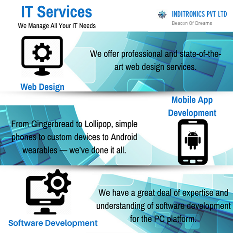 We Managed All Your IT Needs