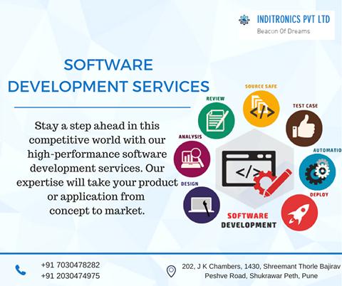 Software Development Services.