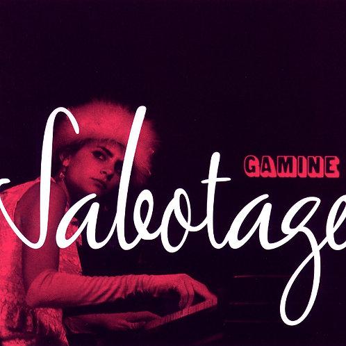 Gamine - Sabotage - CD album