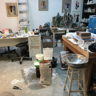 Studio explosion