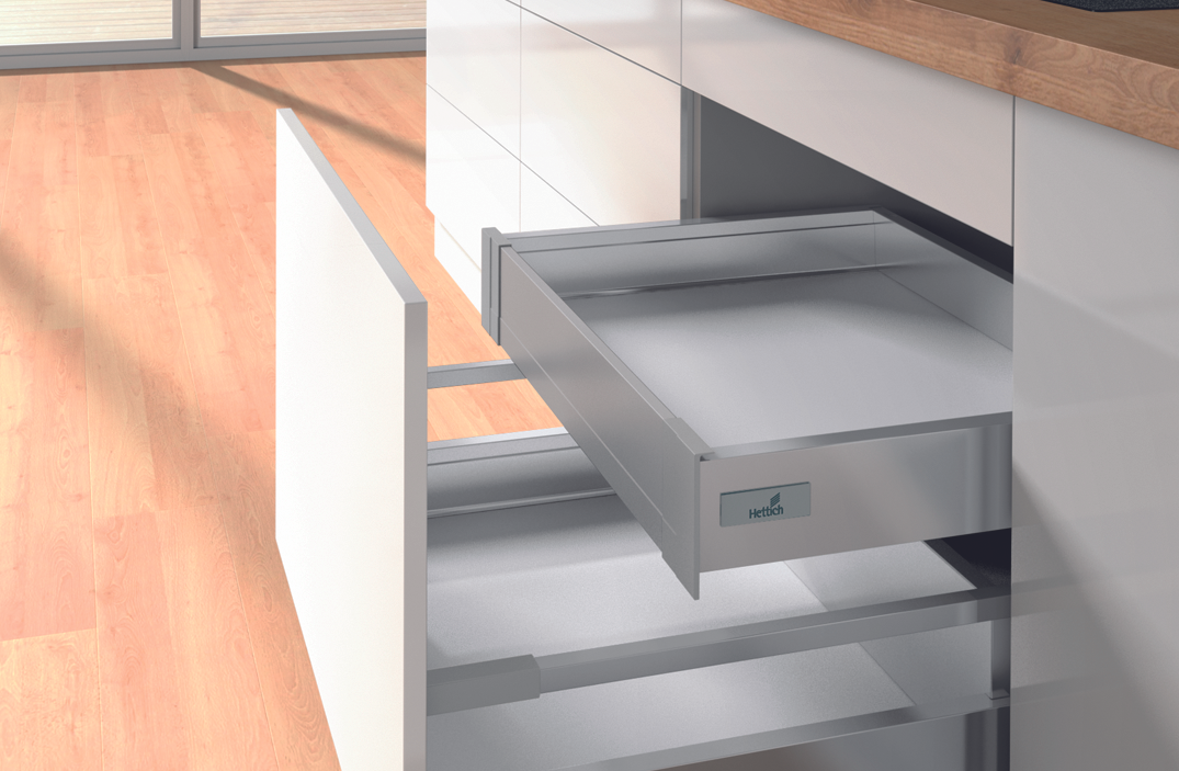 INTERNAL INDEPENDENT DRAWERS
