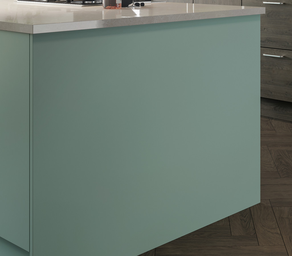 MATCHING END PANELS AND PLINTHS