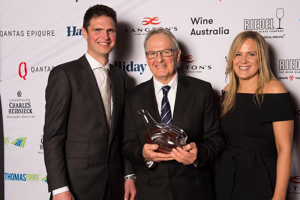 2018年詹姆斯·哈利德年度酒庄颁奖典礼