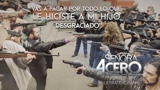 SEÑORA ACERO 2