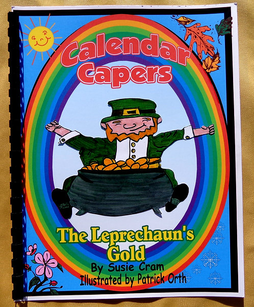 Calendar Capers Theme Book: The Leprechaun's Gold