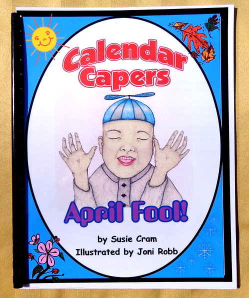 Calendar Capers Theme Book: April Fool