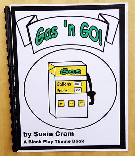 Block Play Theme Book: Gas 'n' Go