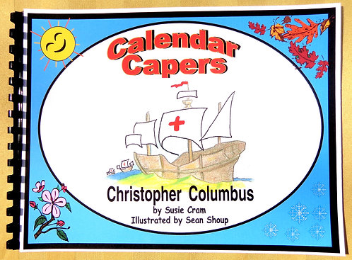 Calendar Capers Theme Book:Christopher Columbus