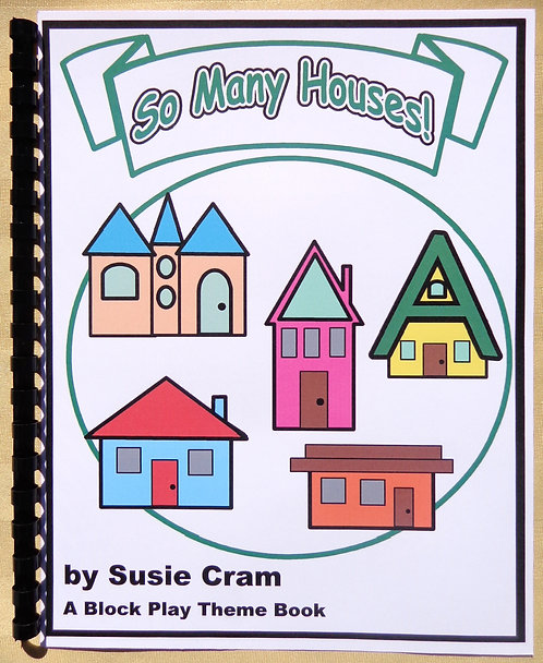 Theme Book: So Many Houses