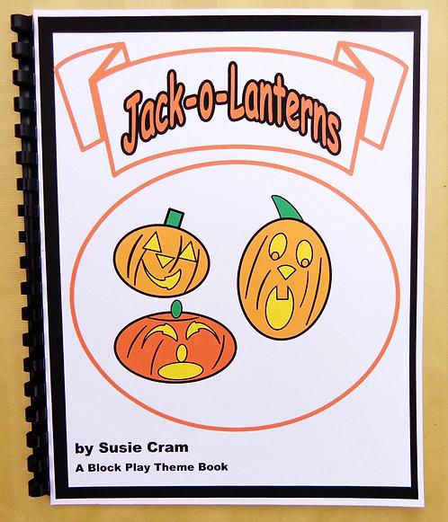 Block Play Theme Book: Jack-O-Lanterns