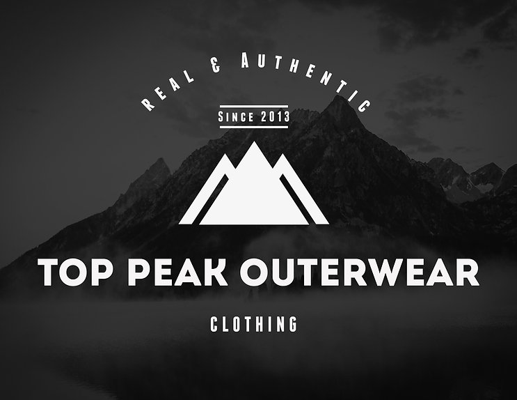 Top Peak Apparel - Alex Yoder Design