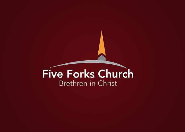 Five Forks Church Logo - Alex Yoder Design