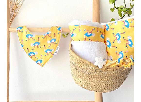 Drap de bain - Collection Yellow Party