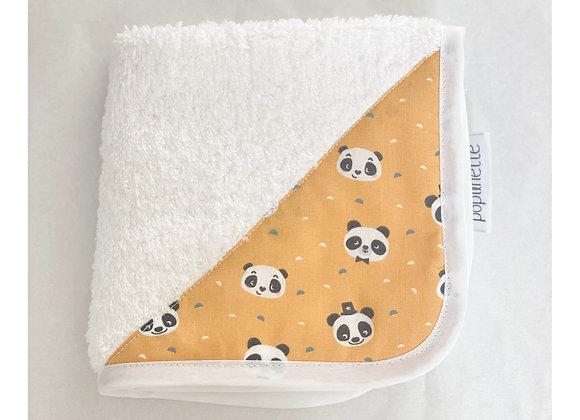 Serviette visage - Collection Little Panda