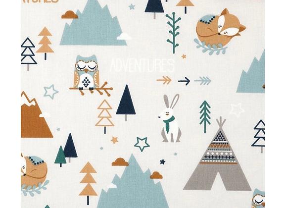 Peignoir Baby Forest
