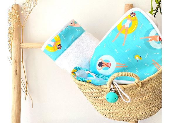 Coffret cadeau - Collection Les Petites Nageuses