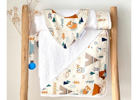 Coffret cadeau - Collection Baby Forest