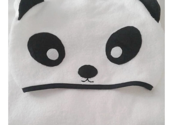 Poncho plage junior - Baby panda