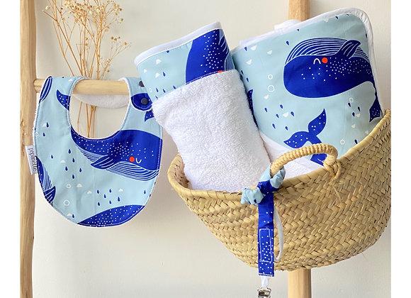 Coffret Cadeau La Baleine bleue