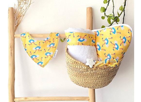 Coffret cadeau - Collection Yellow Party