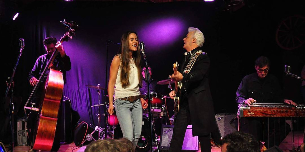 Dale Watson & his Lonestars (special guest Andrea Benz)