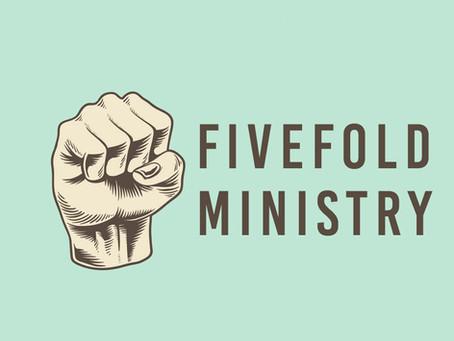 The Fivefold Ministry Restoration