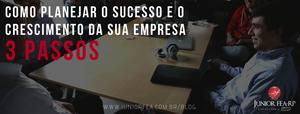 Como planejar o sucesso e o crescimento da sua empresa em 3 passos- reuniao - empresarial-