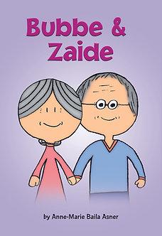 Bubbe & Zaide Book