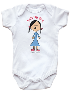 Shluffy Girl Onesie