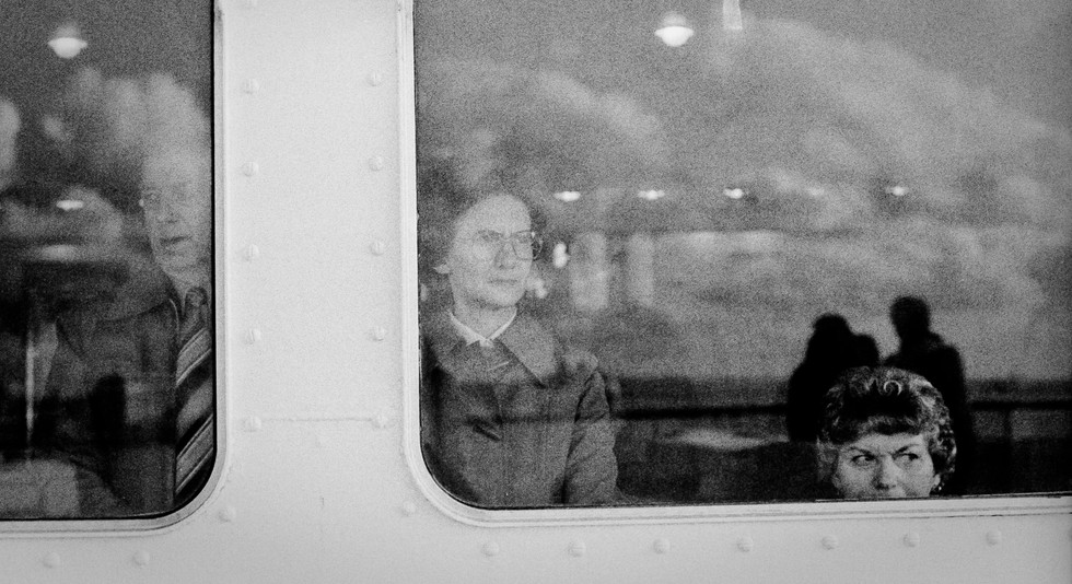 Ferry, Isle of Wight, England 1982