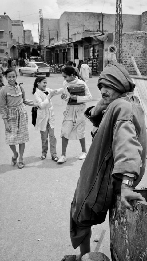 Marrakesh, Morocco 1986