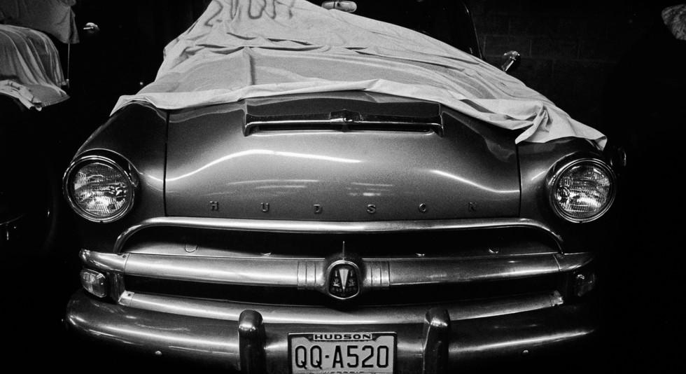 Vintage car 2_New York City, USA 1982
