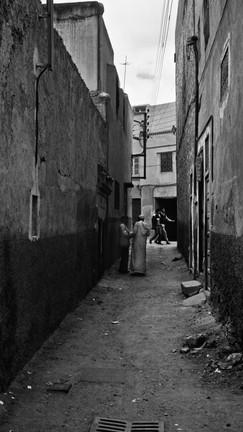 Tangier, Morocco 1986