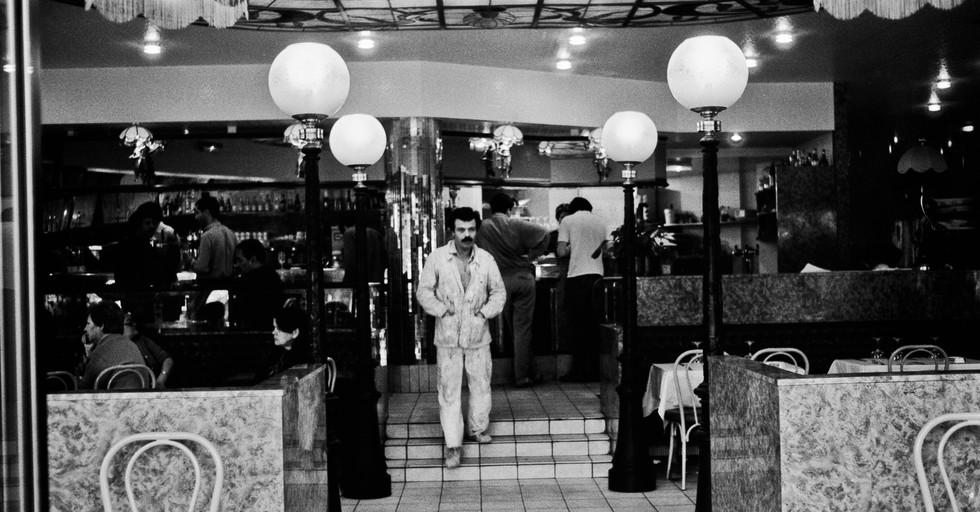 Worker_Paris, France 1985