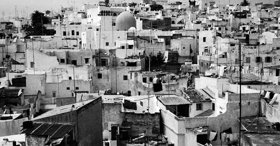 Medina_Tangier, Morocco 1986