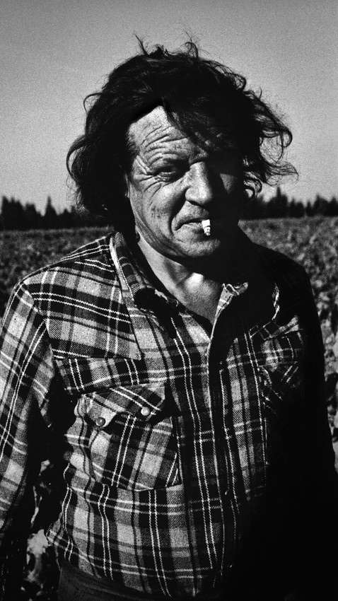 Worker_Beaucaire, France 1978
