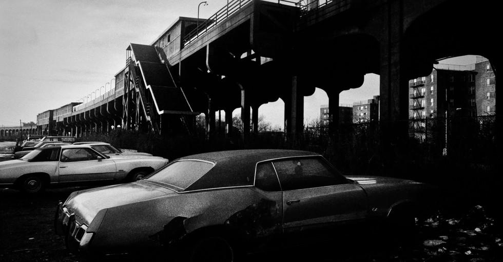 Far Rockaway_New York City, USA 1982