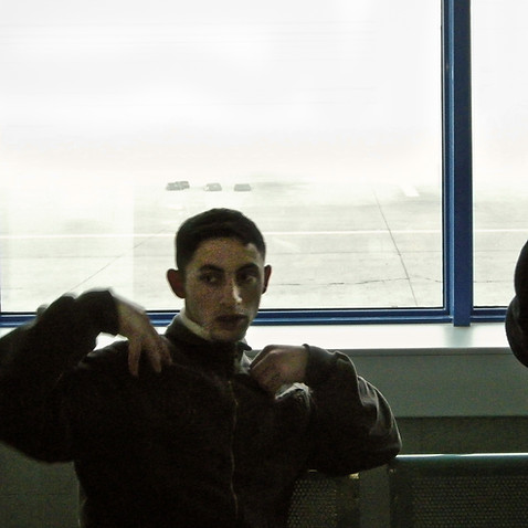 Ercan Airport, Northern Cyprus 2009