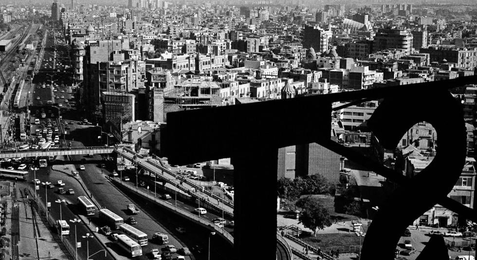 Hotel Everest_Cairo, Egypt 1981