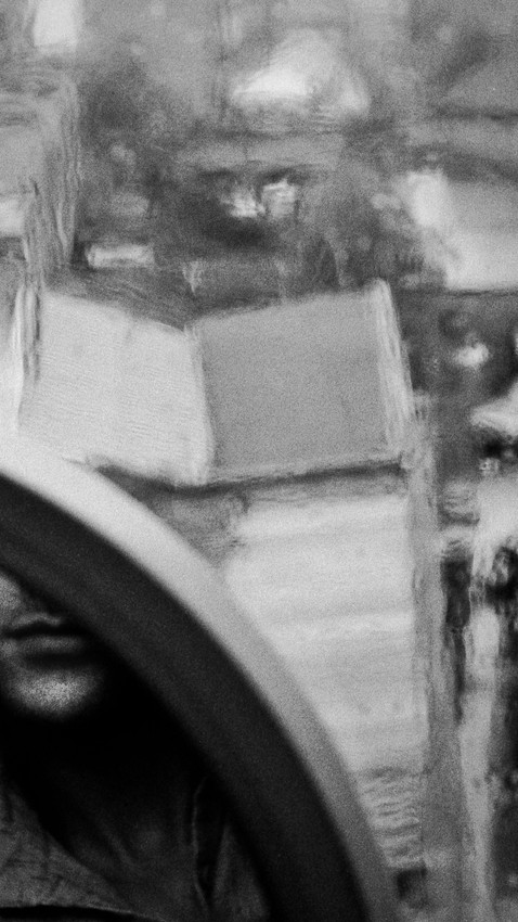 Self portrait_London, England 1981